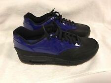Details about Rare Nike Air Max 1 Royal Mens 8 Blue Suede Beige Tan White $235 C104