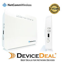 NetComm NF10WV N300 WiFi VDSL/ADSL Modem Router with Voice Port