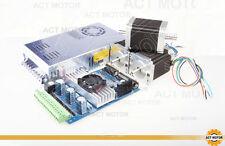 ACT Motor GmbH Nema23 3Axis Driver Board Kit 23HS8630B 1,89Nm 76mm + TB6560 +PSL