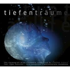Norwegian Wind Ensemble The - Tiefentraume NEW CD