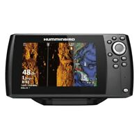 "Fish Finder/Chartplotter Helix G3 7 MEGA SI 7"" Fish Finder/Chartplotter w"