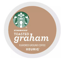 Starbucks Toasted Graham Keurig K-Cups 48 Count - FREE SHIPPING