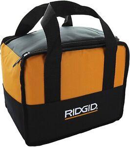 Ridgid AEG Mini Contractors Tool Bag. New Genuine UK Freeport Canvas 28x20x15cm