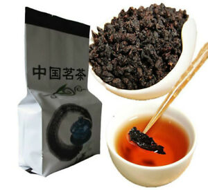 Black Oolong Tea 125g China Fresh Nature Slimming Tea Effective Weight Loss Tea