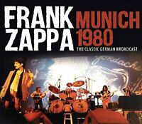 Frank Zappa - Munich 1980 [CD]