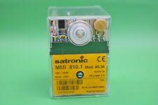 Honeywell Satronic Oil Burner Safety Control Box MMI 810.1 Mod 40-34 240v (D96)