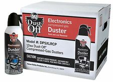 Dust Off Dspxlrcp Disposable Dusters [12 Pk]