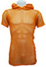 Magliette da uomo con cappucci manica corti l