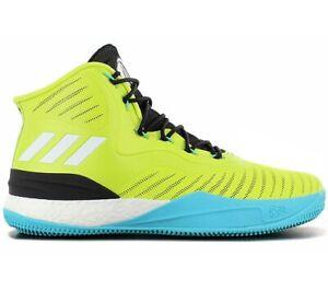 adidas Derrick D Rose 8 Boost CQ0828 Herren Basketball Sport Schuhe Sneaker NEU