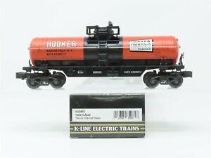 O Gauge 3-Rail K-Line K632-8013 GATX Hooker Chemicals Tank Car #6328013