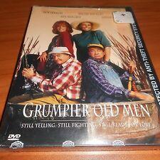 Grumpier Old Men (DVD, Full Frame 1997) Walter Matthau NEW Jack Lemmon