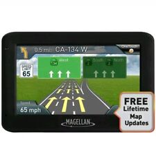 """Magellan RoadMate 4.3"""" Touchscreen Gps System with Free Lifetime Maps Rm2520Lm"""