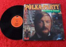 James Last LP Polka Party TOP!!