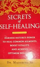 Secrets of Self Healing: Harness Nature's Powers by Dr. Ni new hardcover book