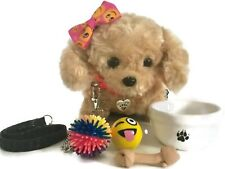 """Cocker Spaniel Pet Dog for American Girl Doll 18"""" Accessories Fits Leash Collar"""