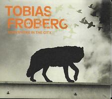 CD album: Tobias Froberg: Somewhere in the City. FireEgg. A3
