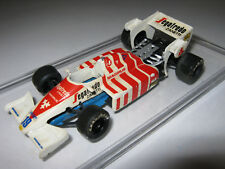 1:43 Toleman Hart tg183 A. Senna 1983 merikit handbuilt MODELCAR in Showcase