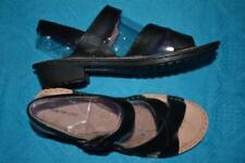 Colorado Leather Low (3/4 to 1 1/2 in) Heel Height Sandals for Women