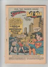 Secret Origins #1 Coverless 1961 DC Giant Comic Batman