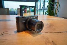Sony Cyber-Shot DSC-RX100M3 20.2 MP Digitalkamera + 64GB SDXC + Zubehörpaket