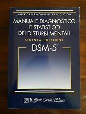 DSM -5 (MANUALE STATISTICO E DIAGNOSTICO DEI DISTURBI MENTALI) IN PDF