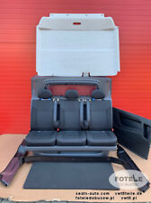 Set Sedile Triplo Bench TRAFIC TALENTO OPEL VAUXHALL VIVARO NV300 CABINA Equipaggio Comfort