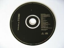Pet Shop Boys – Disco 2 - CD Album Compilation Mixed –  CDPCSD 159 - DISC ONLY