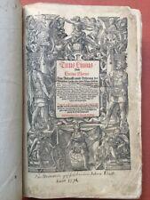 Lucius Annaeus Florus / Titus Livius und Lucius Florus Von Ankunfft und Ursprung