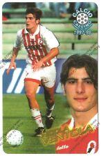 SCHEDA TELEFONICA PHONE CARD ATW - CALCIO NICOLA VENTOLA - PANINI 51/56