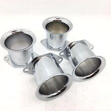4PCS Velocity Stacks air horn for WEBER 40/44/48IDF 40DCOE pipe trumpet