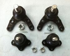 Ford Ranger 4WD PJ PK Lower and Upper Ball Joints Full Set 06-2011