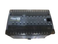 Koyo F1-130DR Direct Logic 105 PLC 10DC In/8 Relay 85-264VDC 26.4 VDC