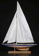 "Classic, Special Edition Wooden Model Ship Kit by Amati: the ""Endeavour J Class"""