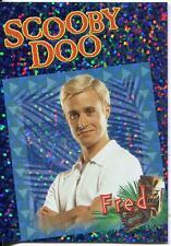 Scooby Doo The Movie Scooby Doo Sparkly Chase Card SP-1