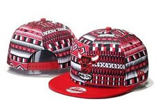 CHICAGO BULLS Authentic New Era 9Fifty 950 Tri-All Print Snapback Fit Cap Hat