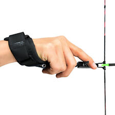 1pcs Archery Caliper Release Aid Trigger Wrist Strap Adult Compound Bow Hunting