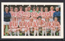 Stoke City Football Trading Cards & Stickers (Season 1979