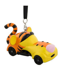 Disney Parks Racer Racers Winnie the Pooh Tigger Car Ornament NWT