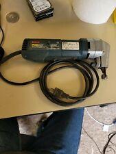 Bosch Metal Nibbler 18 gauge 115 v Model # 0601529239