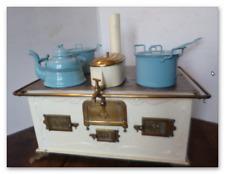 großer Puppen Herd Bing? Märklin? Küchenherd Puppen Ofen Herd kitchen cook stove