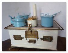 großer Märklin Bing Puppen Ofen Herd Küchenherd Puppenherd  kitchen cook stove