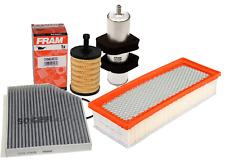 FRAM Audi Kit Filtros A4 (8K B8) A5 (8T 8F) Q5 (8RB) 2.0 TDI 120-170 PS