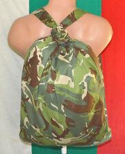 Bulgarian Army Woodland CAMOUFLAGE HAVERSACK BAG Sack