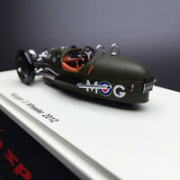Spark 1:43 Scale 2012 Morgan 3 wheeler Fighter Resin Model Collection New in Box