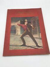 ENJINE! ENJINE! Story of Fire Protection Booklet 1939 by Kenneth Dunshee
