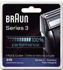 Braun 31S 5000 Series 395cc-3 370cc 300 310 320 370 380
