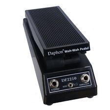 DF2210 Daphon Guitar Wah Wah Pedal For Electric Guitar Players DJ