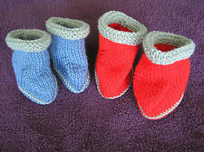 Shoe Reborn Doll Hand Knitted/Crocheted Clothing