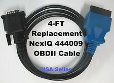4FT NEW 444009 441009 GMC Truck with CAT Adapter Cable for Nexiq USB Link 125032