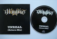 ⭐⭐⭐⭐ ILL NINO ⭐⭐⭐⭐ UNREAL ⭐⭐⭐⭐ Reborn Mix ⭐⭐⭐⭐ 1 Track PROMO CD ⭐⭐⭐⭐